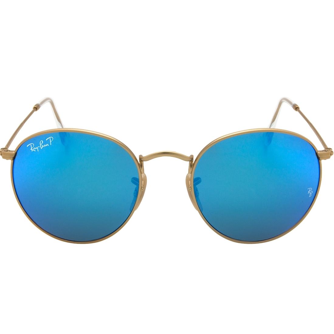 oiOferta   Moda e Acessórios   Óculos de Sol   Óculos Unissex. Óculos Ray  Ban Round ... b9efe81e3b