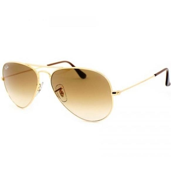 7c65a2b09b oiOferta :: Óculos Ray Ban Aviador - Modelo Unissex com Armação ...