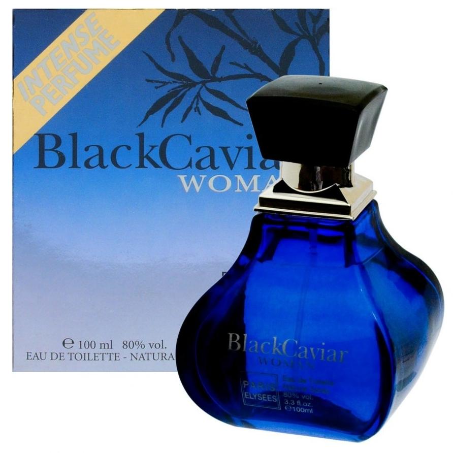 c706f02fab oiOferta    Perfume Paris Elysees - Black Caviar Feminino Eau de ...