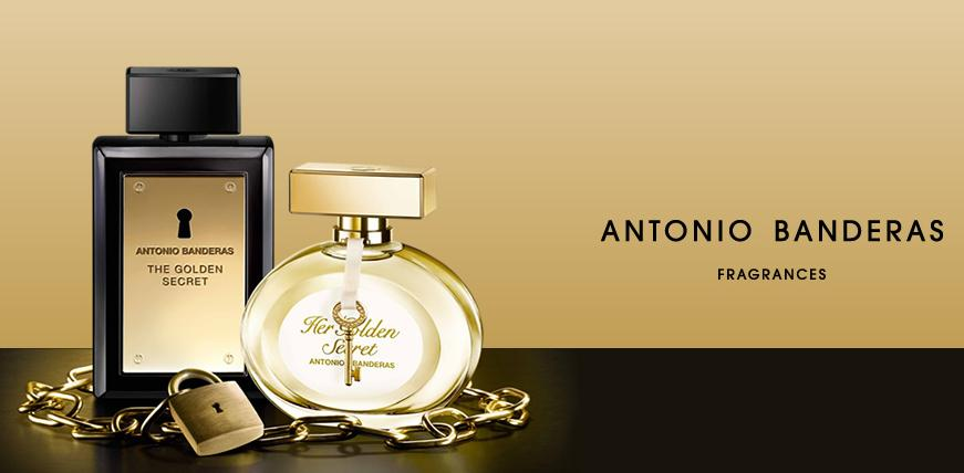 fa08cf32a0 oiOferta    Perfume Antonio Banderas - The Golden Secret Masculino ...
