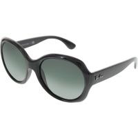 d31dc6ed27 Óculos Ray Ban Jackie Ohh II 4098 - Modelo Unissex com Armação Preta e  Lentes em