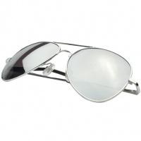 da8e04898a Óculos Ray Ban 3026 Aviador - Modelo Unissex com Armação Prata e Lentes  Espelhadas