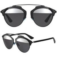 Óculos de Sol Christian Dior Modelo So Real Preto Espelhado 1f389d6bb2